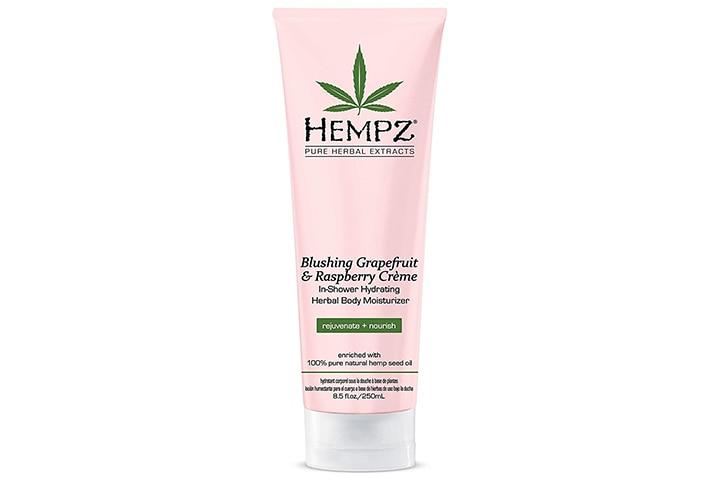 Hempz In-Shower Hydrating Herbal Body Moisturizer