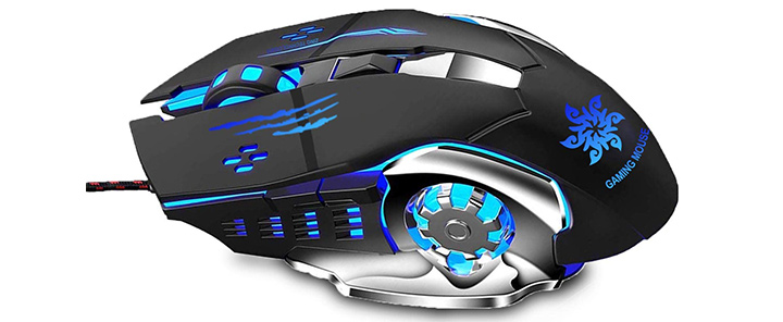 Zinq Technologies USB Gaming Mouse