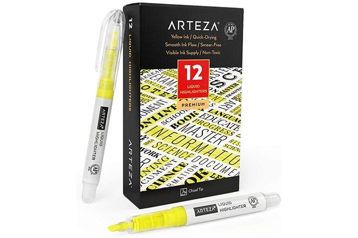 Arteza Highlighter Pens