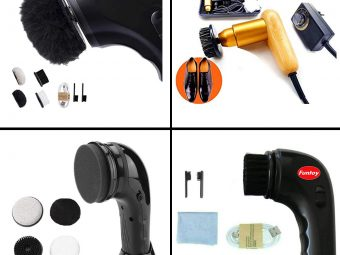 11 Best Electric Shoe Polishers To Buy In 2021
