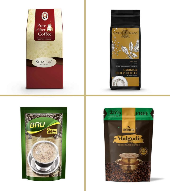 Best Filter Coffee Powders In India In 2021