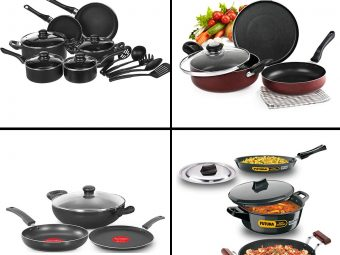 11 Best Non-stick Cookware Sets In India in 2021