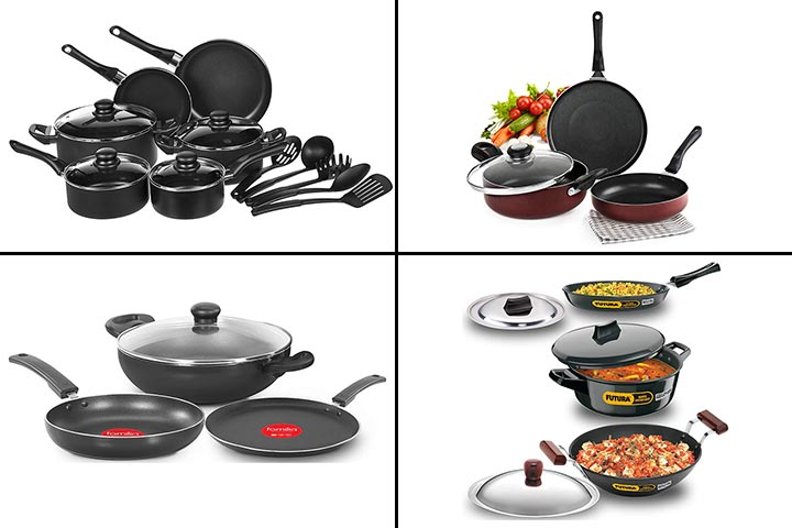 11 Best Non-stick Cookware Sets In India