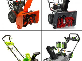 11 Best Snow Blowers To Buy In 2021
