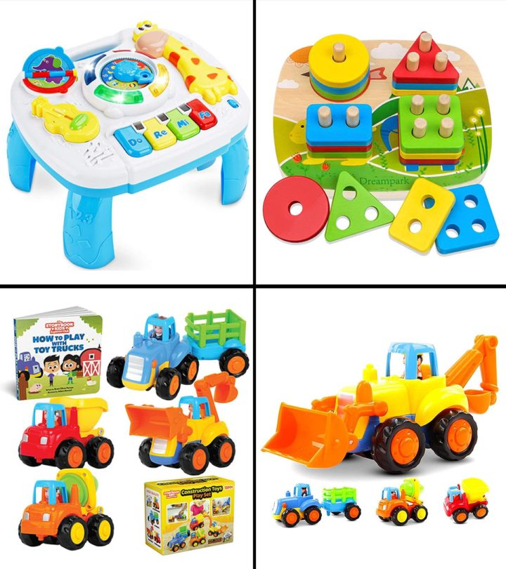 11 Best Toys For 15-Month-Old Baby in 2021