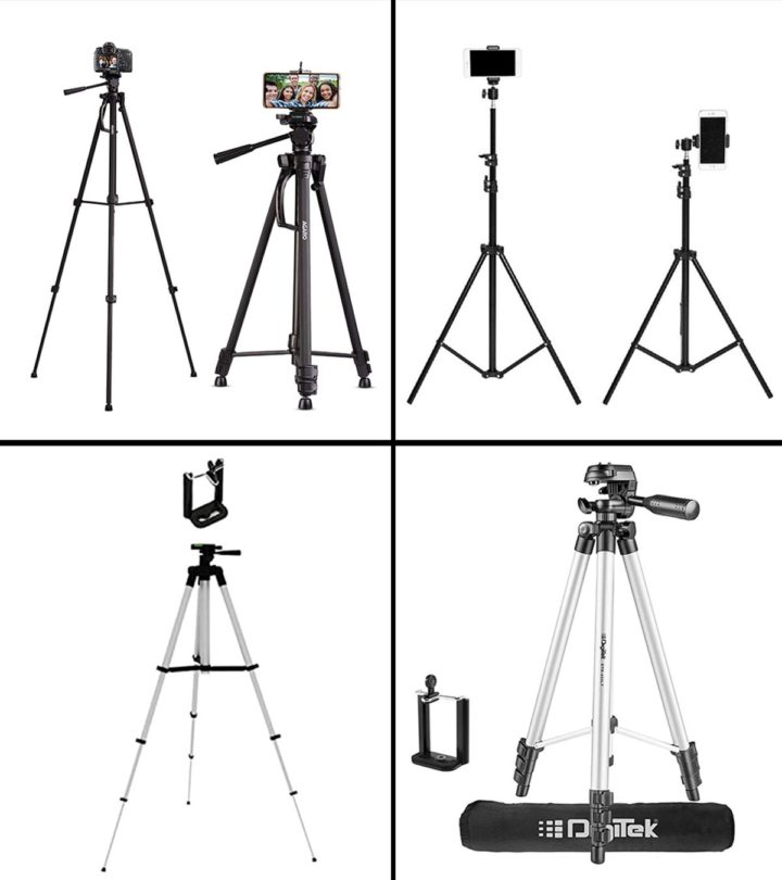 11 Best Tripod Stands For Mobile In India-2021