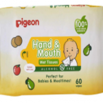 Pigeon Hand and Mouth Wipes-Travel friendly hand and mouth wipes-By prashanthi_matli