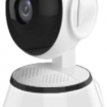 Cdycam Home Security WI-FI Two-Way Audio Record CCTV Camera-Standard Camera-Full HD CCTV with WiFi-By prashanthi_matli