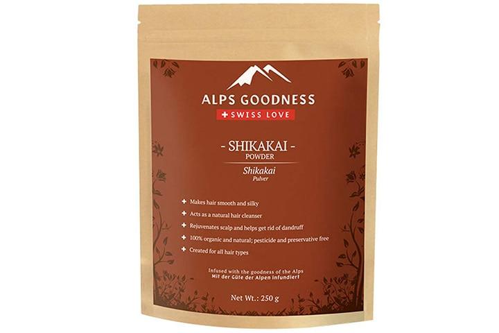 Alps Goodness Shikakai Powder