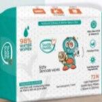 BuddsBuddy Baby Skin Care Wet Wipes-Fully biodegradable baby wips-By prashanthi_matli