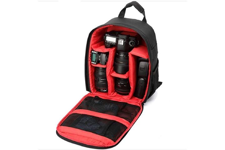Ample Italia DSLR SLR Backpack Camera Bag