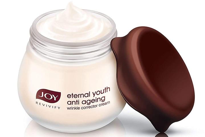 Joy Revivify Eternal Youth Anti-Aging Wrinkle Corrector Cream