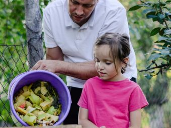 Composting For Kids: Benefits And How To Teach