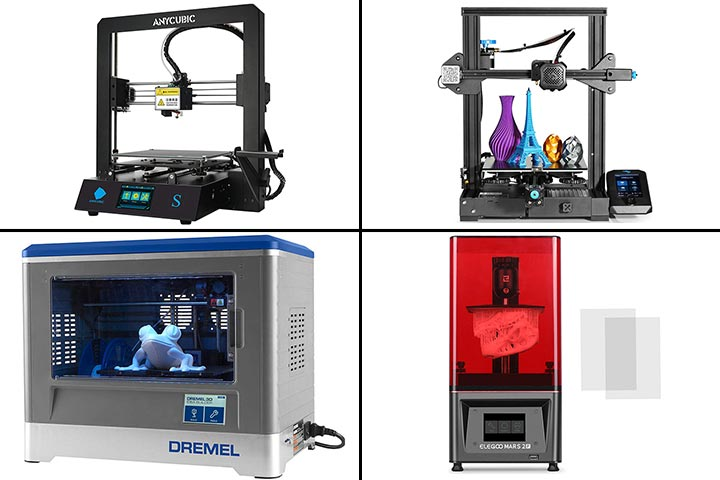 13 Best 3D Printer For Home Use