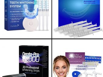 13 Best At-Home Teeth Whitening Kits In 2021