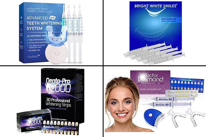 13 Best At-Home Teeth Whitening Kits Of 2021