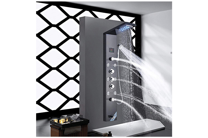 Saeuwtowy Shower Panel
