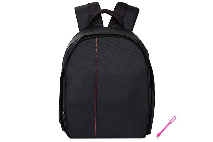 Badger Water Resistant Camera Backpack