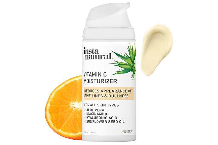 InstaNatural Vitamin C Anti-Aging and Wrinkle Cream