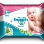 Snuggles Baby Wet Wipes with Aloe Vera-Alcohol free wipes with moisture-By prashanthi_matli