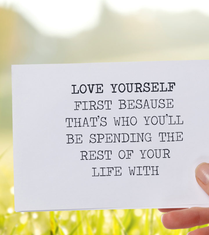 How To Love Yourself And Be Confident:25 Tips To Try