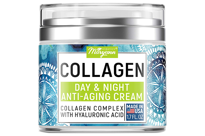 Maryann Organics Anti-Aging Face Moisturizer
