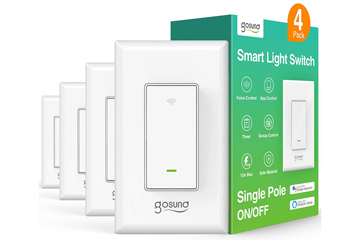 TanTan Gosund Smart Light Switch