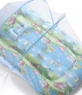 Babyhug Mosquito Net With Mattress And Pillow-Fantastic-By nasima_khatun