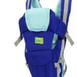 BabyGo 4-in-1 Baby Carrier With Comfortable Cushioned Head Support & Buckle Straps-four in one baby carrier-By prashanthi_matli