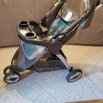 Tiffy & Toffee Smart and Safe Baby Stroller-Good quality product-By ncc