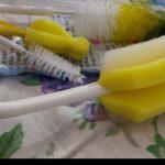 RKPM Bottle Nipple Straw Cleaning Brush Set-Proper cleansing-By v_swastik_kumar