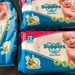 Snuggles Baby Wet Wipes with Aloe Vera-Aloe Vera wipes-By purvesh_jay_chithore