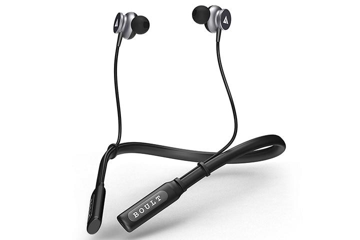 Boult Audio Wireless Neckband Earphones