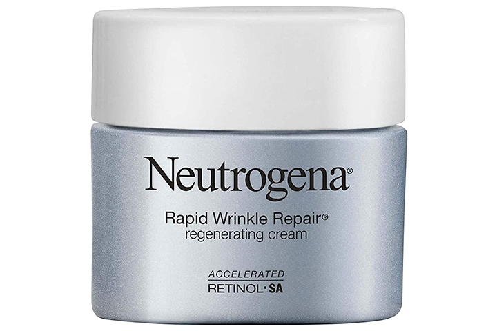Neutrogena Rapid Wrinkle Repair Regenerating Anti-Aging Face Cream