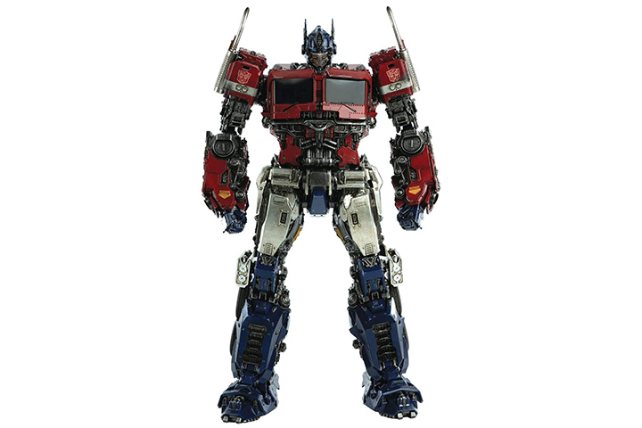 3A Transformers Optimus Prime Toy