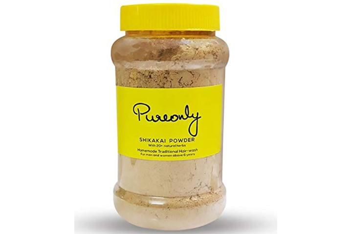 PureOnly Homemade Shikakai Powder