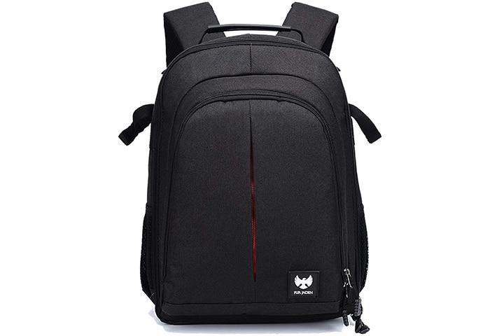 Fur Jaden DSLR SLR Camera Laptop Backpack