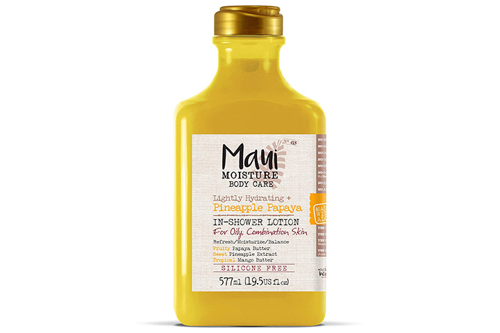 Maui Moisture Body Care Lightly Hydration In-Shower Body Lotion