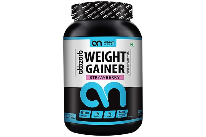 Abbzorb Nutrition Weight Gainer