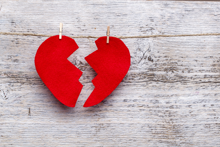 55 Poems About Breakup