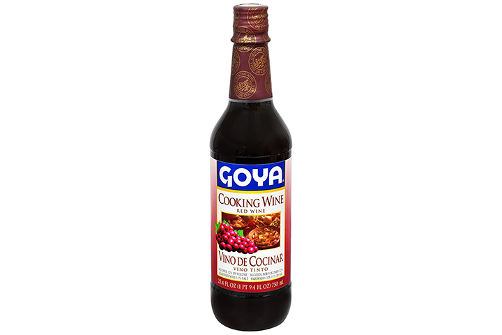 Goya Red Cooking Wine