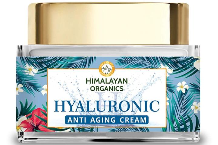 Himalayan Organics Hyaluronic Acid Anti-Aging Cream