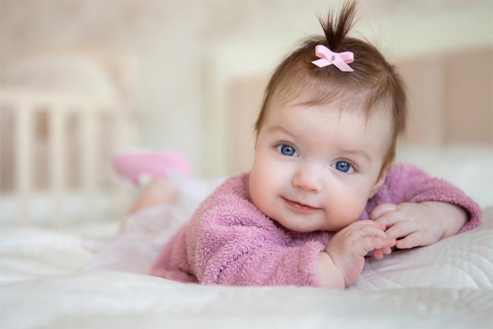 100 Very Feminine And Girly Names For Baby Girls