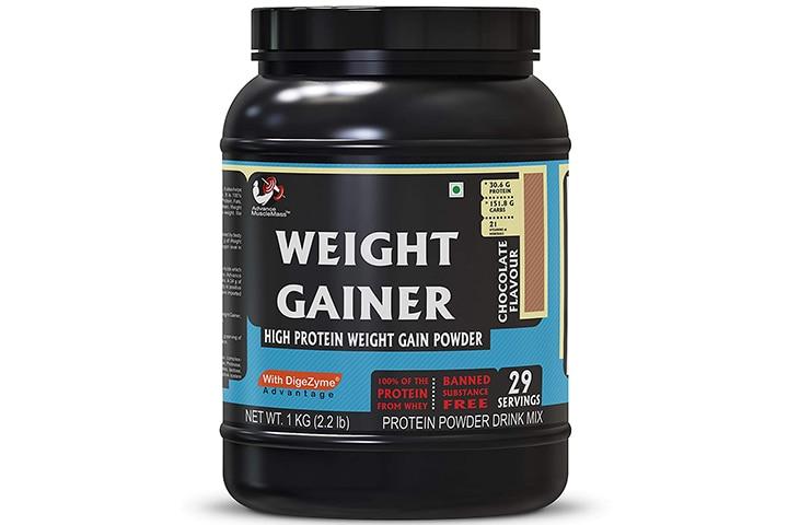 Strava Advance Muscle Mass Weight Gainer