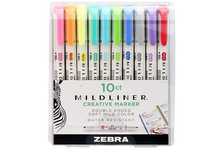 Zebra Pen HIghlighter