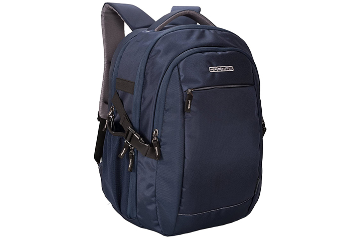 Cosmus Horizon DSLR Navy Blue Camera Backpack