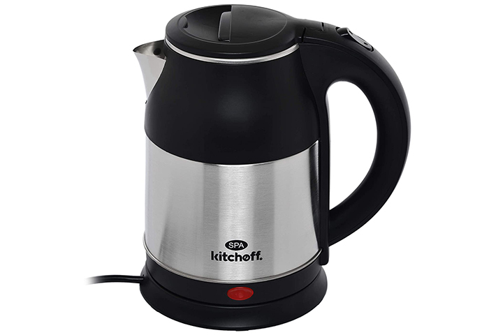 Kitchoff SPA Automatic Stainless Steel Electric Kettle