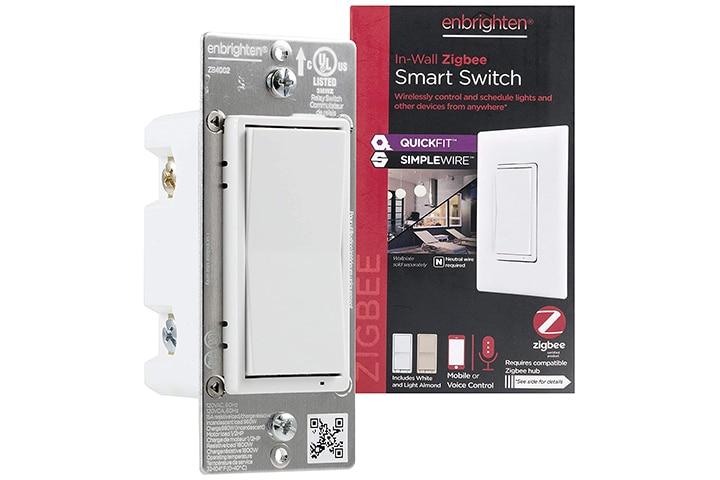 Enbrighten Zigbee Smart Light Switch