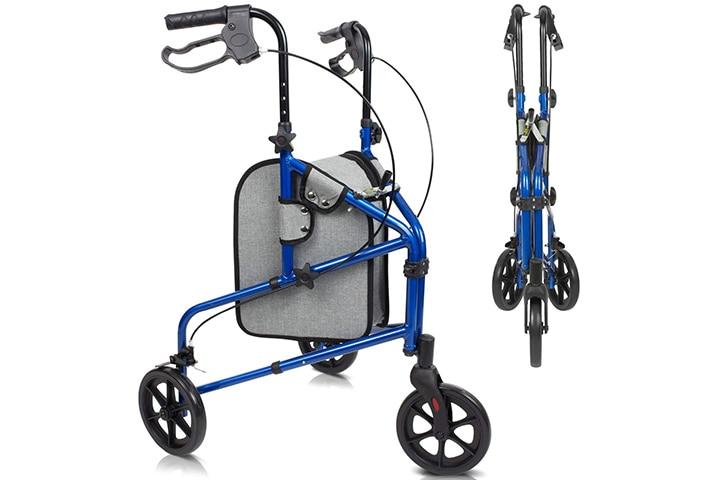 Vive Mobility Rollator Walker