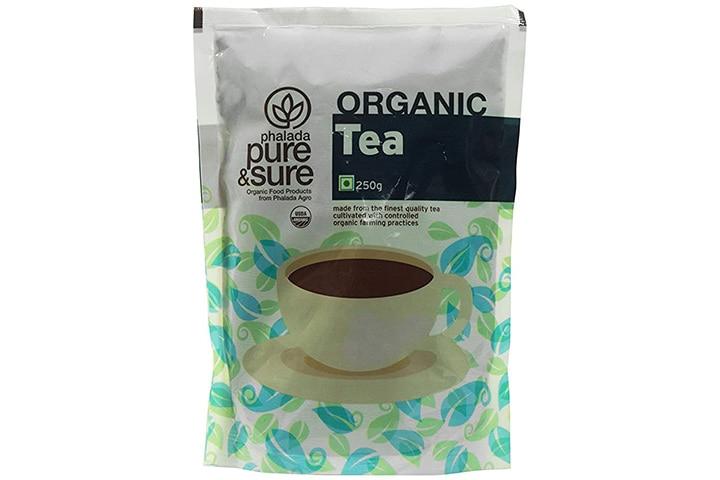 Pure And Sure Organic Tea Powder